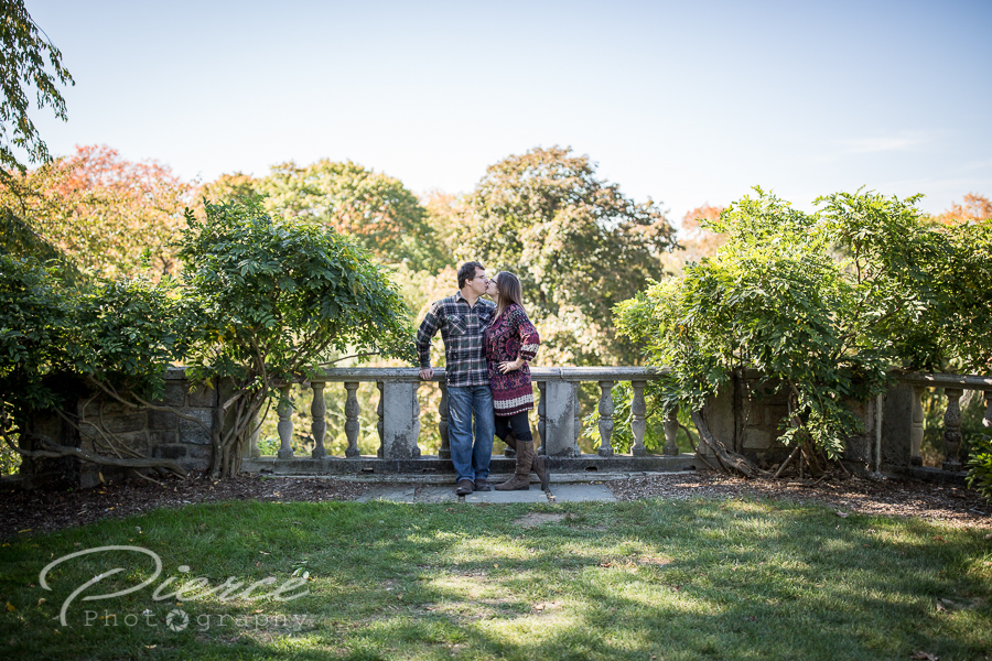 ringwood botanical gardens engagement