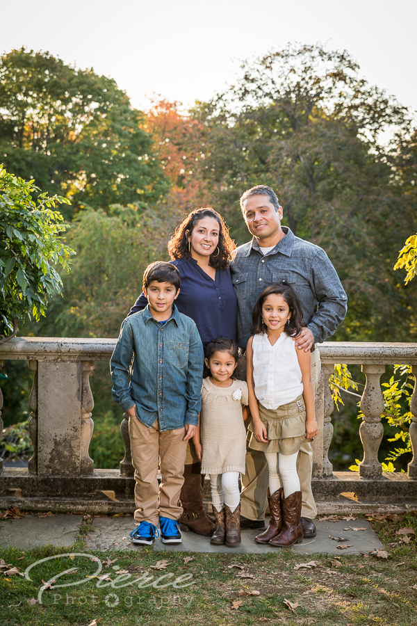 botanical garndens family pictures