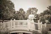 barnyard carriage house wedding